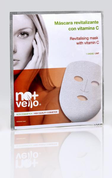 Mascara Revitalizante Vitamina C