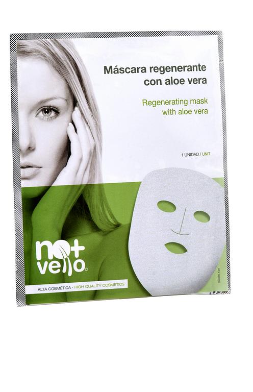 Máscara Regenerante de No+Vello