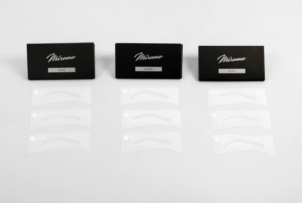Productos para definir las cejas de Mírame Lashes & Brows