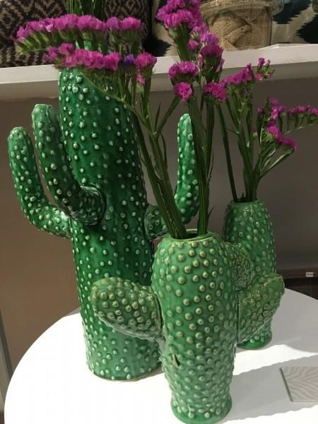 Jarrones Cactus de AS Adriana Somoza Interiorista
