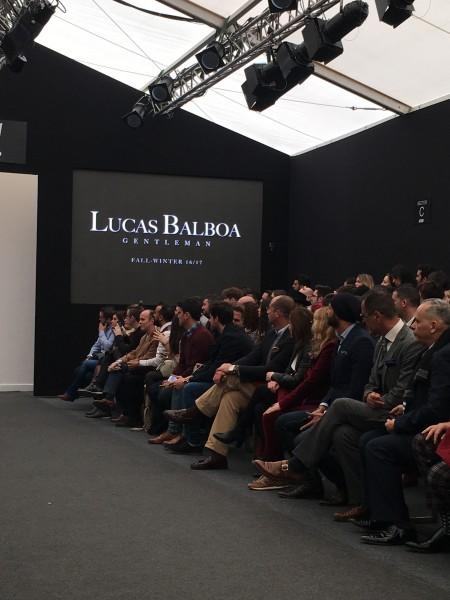 Colección de Lucas Balboa Otoño - Invierno 2016 - 2017