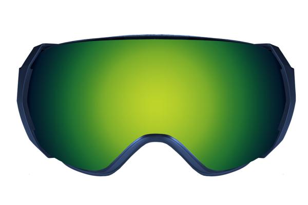Máscara de esquí de la firma Murray Official