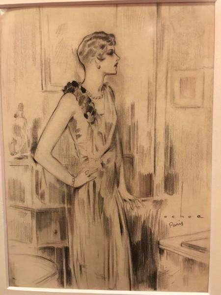 """Exposición """"La Mujer Ochoa. Modernismo y modernidad"""""""