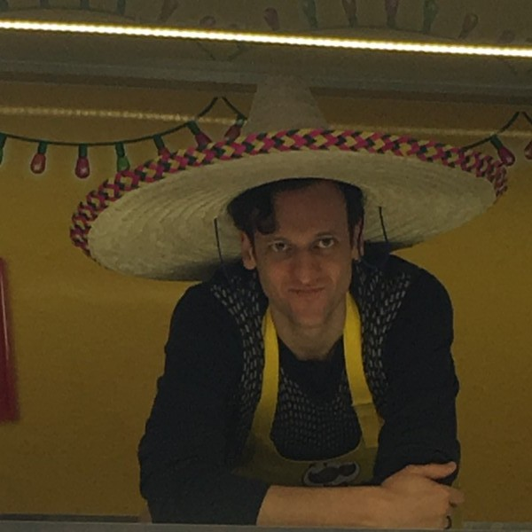Edu Soto en la presentación de las Pringles Tortilla