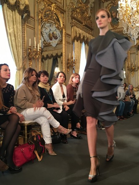 Segunda edicion de Atelier Couture Desfile de Rafael Urquizar