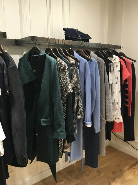 Colección otoño - invierno 2016 de IKKS mujer