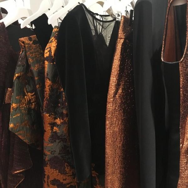 Presentación colección otoño-invierno 2016 de Inuñez