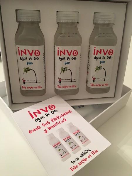 INVO agua de coco