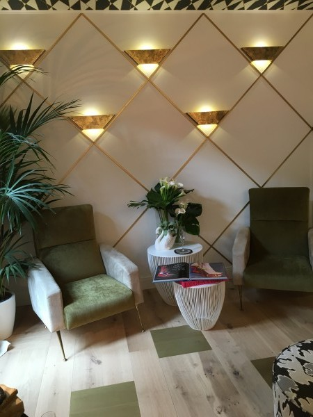 Salón de As Interiorista en CasaDecor 2016