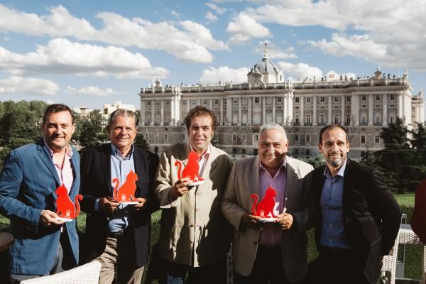 Presentación Premios Gato Terrazas