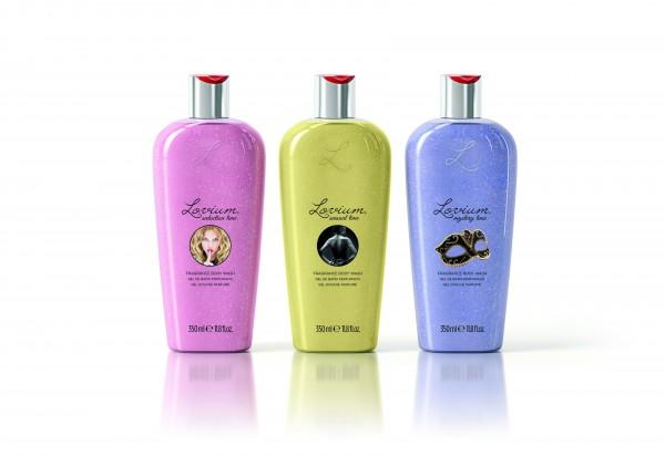 Gel de baño perfumado de Lovium