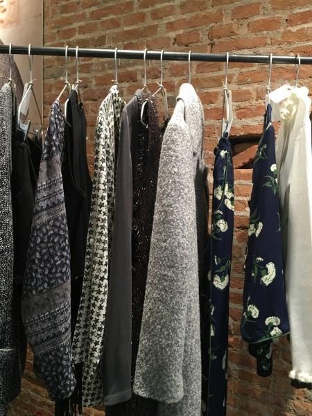 Presentación de la nueva colección otoño-invierno 16-17 con Amaia Salamanca