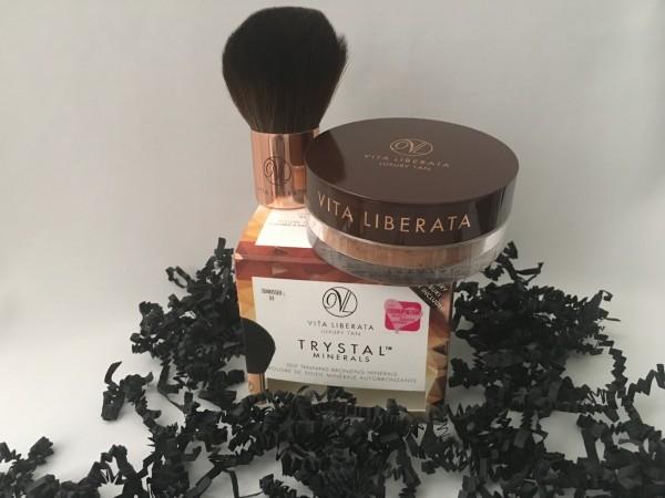Trystal Minerals, Polvos autobronceadores de Vita Liberata