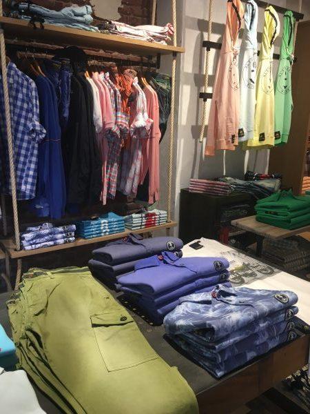 Presentacion boutique Altonadock de la calle Goya 12 En Madrid