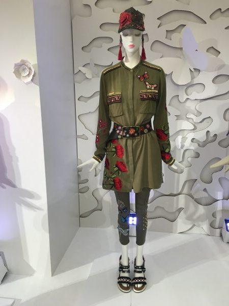 Desigual inaugura la Mercedes Benz Fashion Week PV17