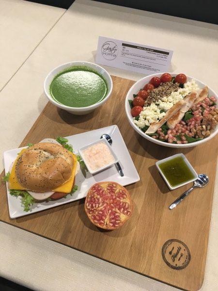 Propuesta de Pinale Salad Bar