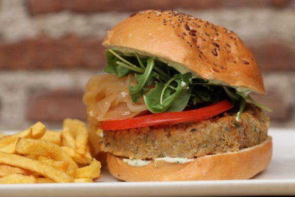 Steakburger y su nueva propuesta vegana