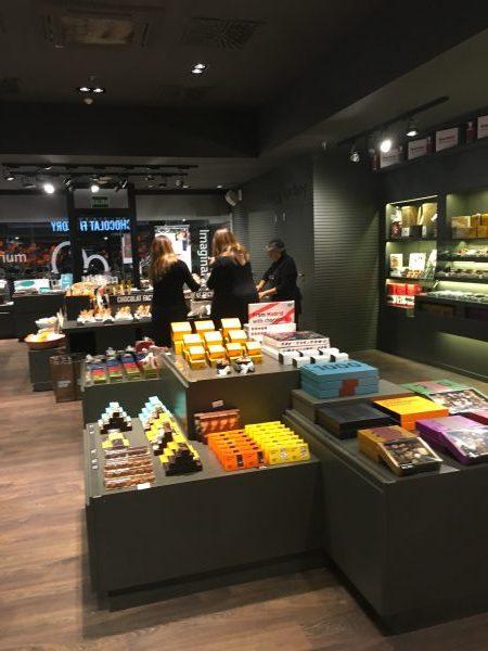 11ª edición del Salón del Chocolate en Moda Shopping