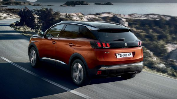 El nuevo Peugeot 3008