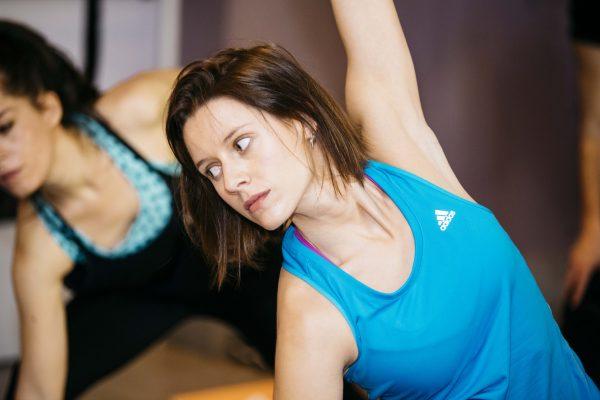 Presentación nueva disciplina del yoga con Manuela Vellés