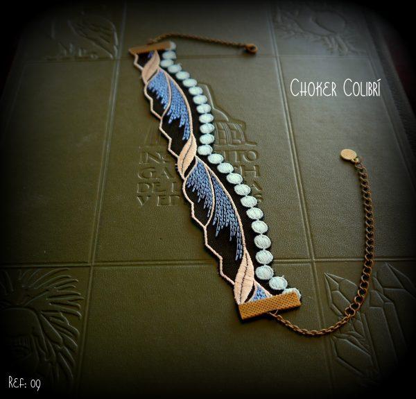 Choker Colibri de Anima