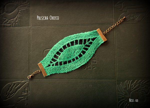 Pulsera colección Orixás de Anima