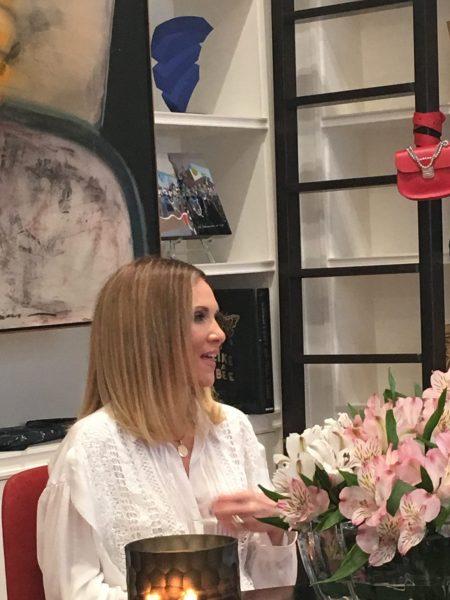 Camila Canabal presenta su colección