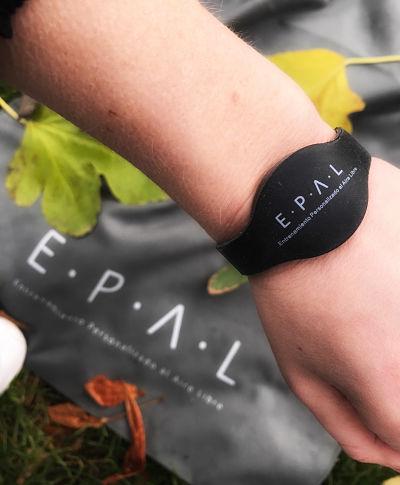 pulsera magnética del centro de entrenamiento Epal en Madrid