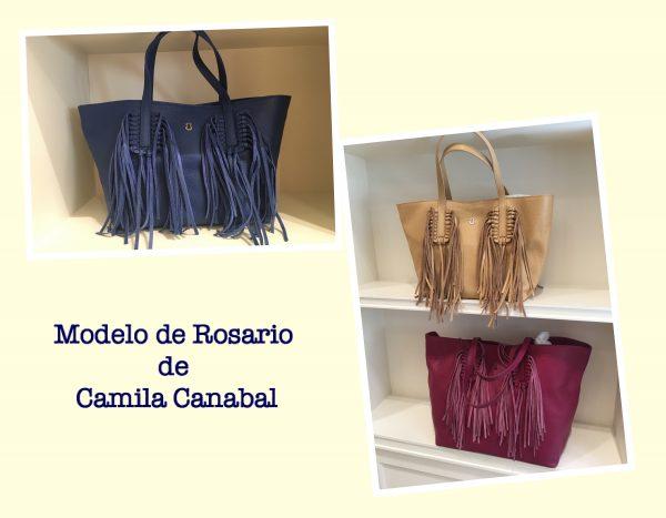 Bolso Rosario de Camila Canabal
