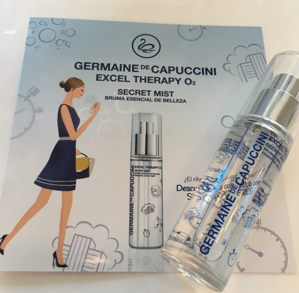 Secret-Mist de Germaine de Capuccini