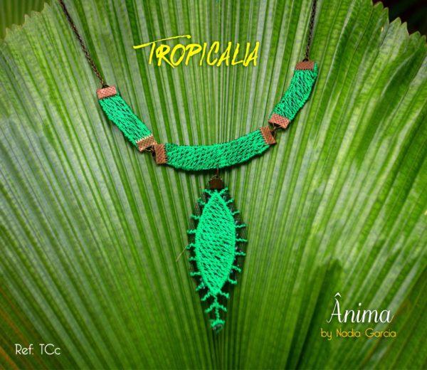 collar-verde-de-la-colección-Tropicalia-de-Anima