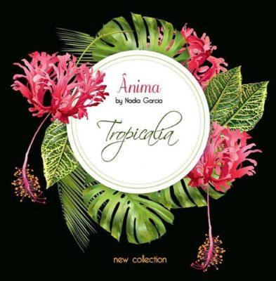 logo colección tropicalia de Anima