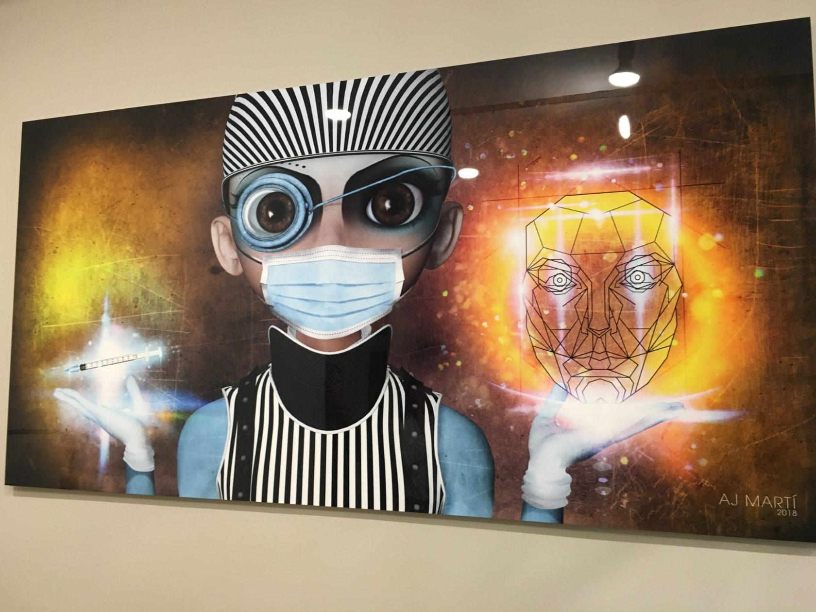 cuadro-de-la-clínica-Urbam Clinic