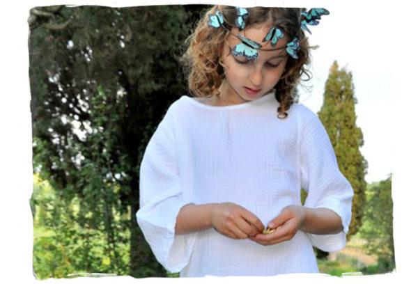 Camisa-blanca-de-niña-de-Thula