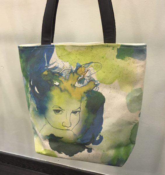 Shopping bag de Araceli García Ilustración