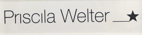 logo de Priscila Welter
